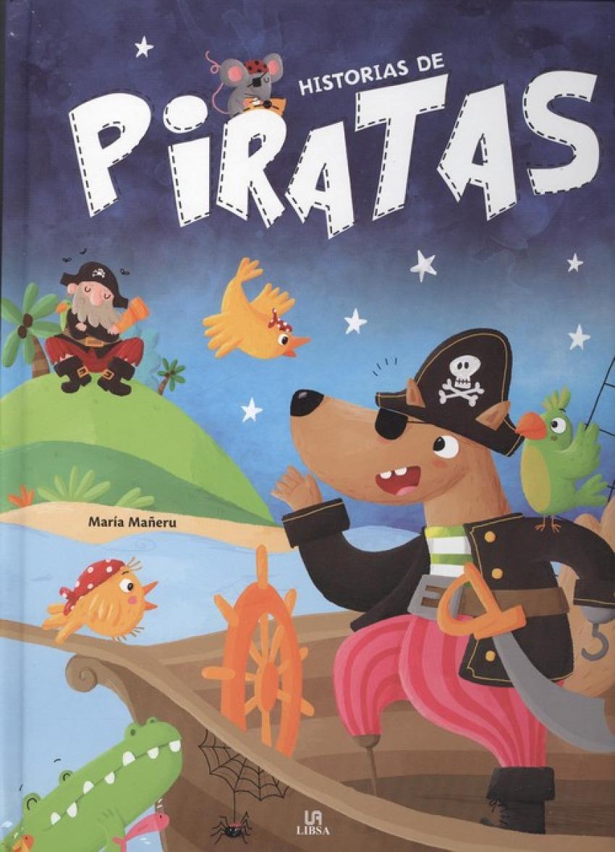 HISTORIAS DE PIRATAS 9788466227865