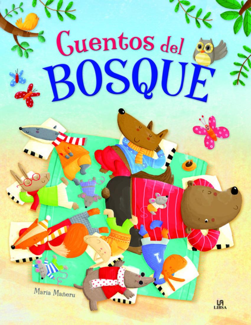 CUENTOS DEL BOSQUE 9788466229616