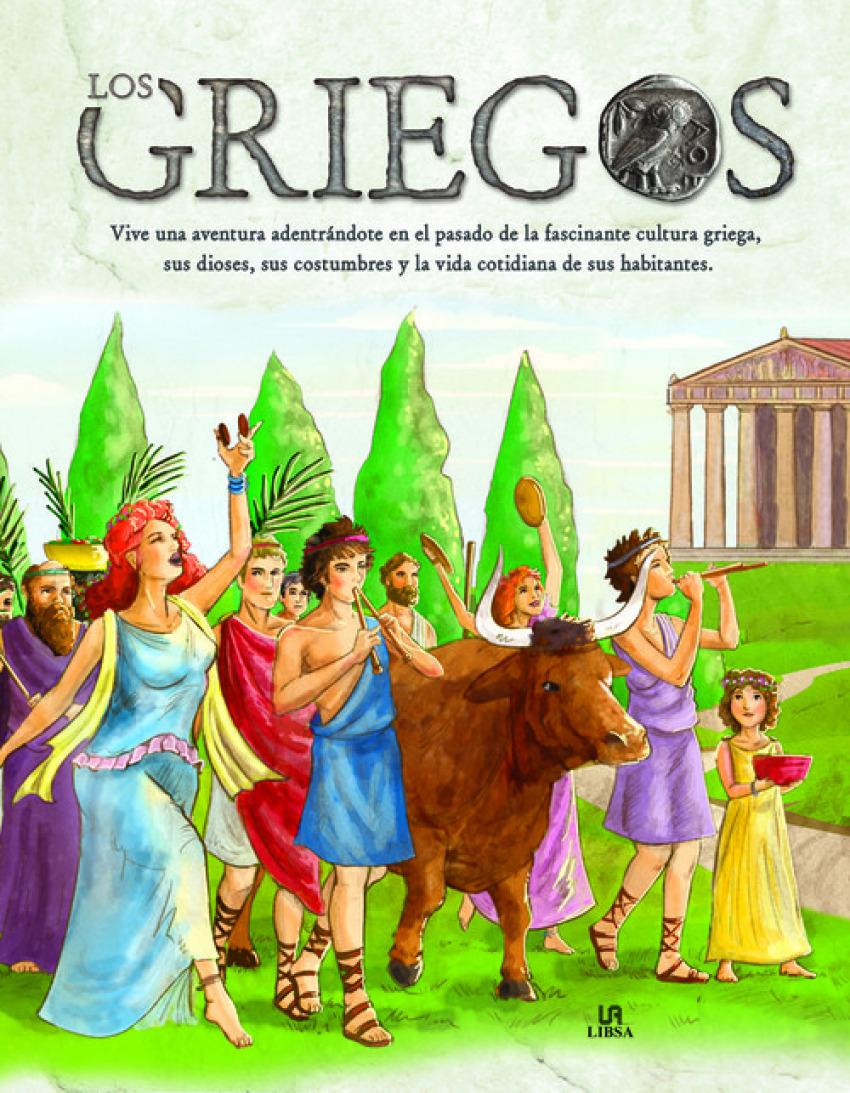 Los griegos 9788466231640