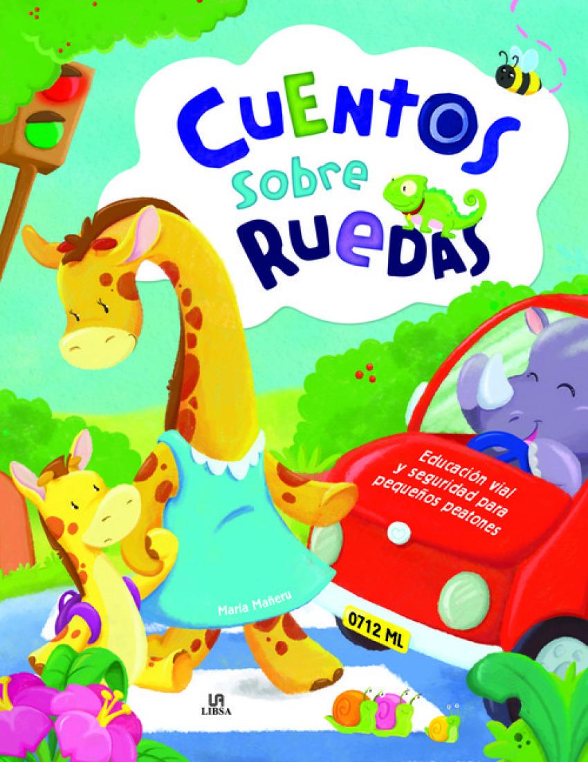 CUENTOS SOBRE RUEDAS 9788466232203