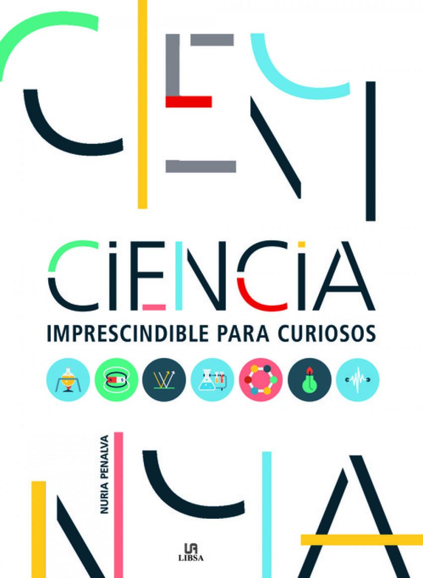 CIENCIA IMPRESCINDIBLE PARA CURIOSOS 9788466233613