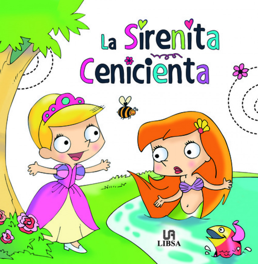 LA SIRENITA/CENICIENTA 9788466234092