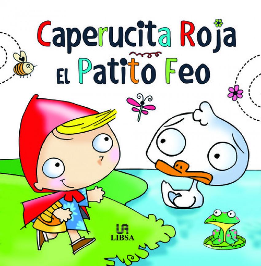 CAPERUCITA ROJA/EL PATITO FEO 9788466234108