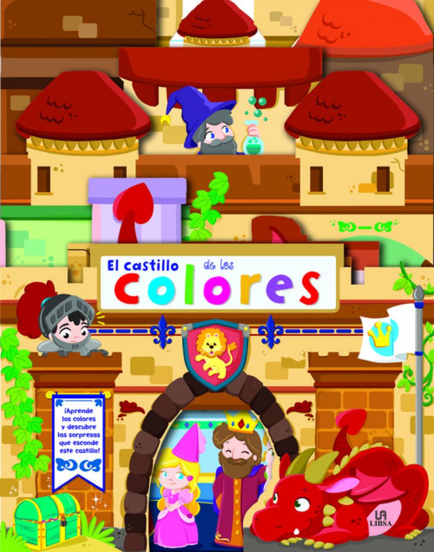 EL CASTILLO DE LOS COLORES 9788466234429