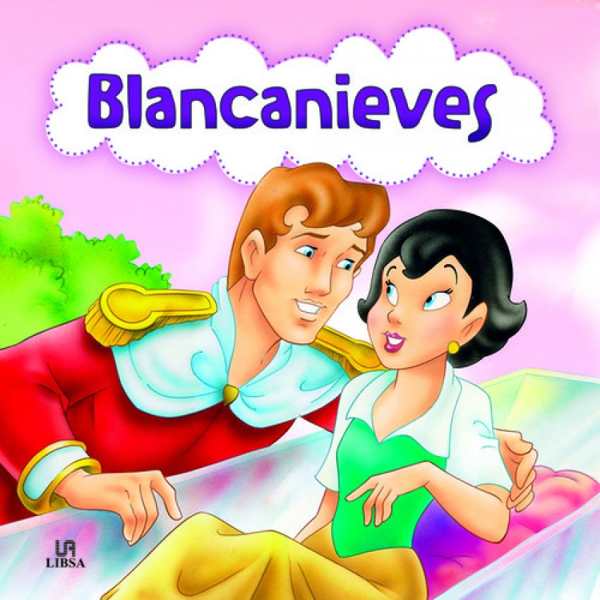 BLANCANIEVES 9788466234603