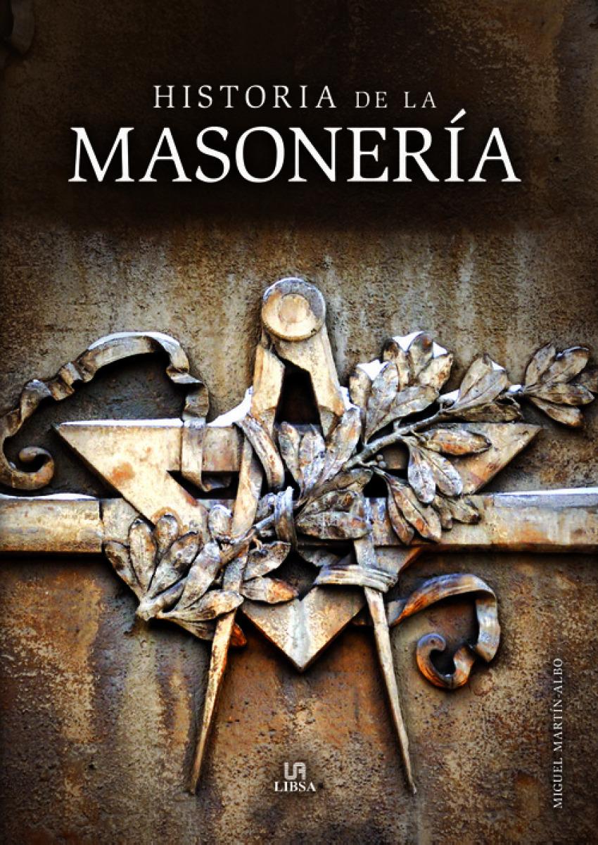 HISTORIA DE LA MASONER-A 9788466235723