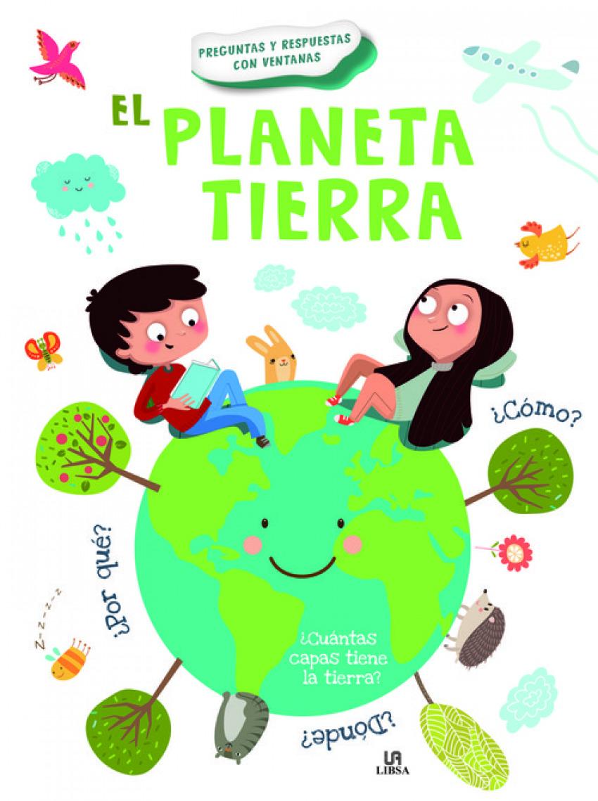 EL PLANETA TIERRA 9788466236072