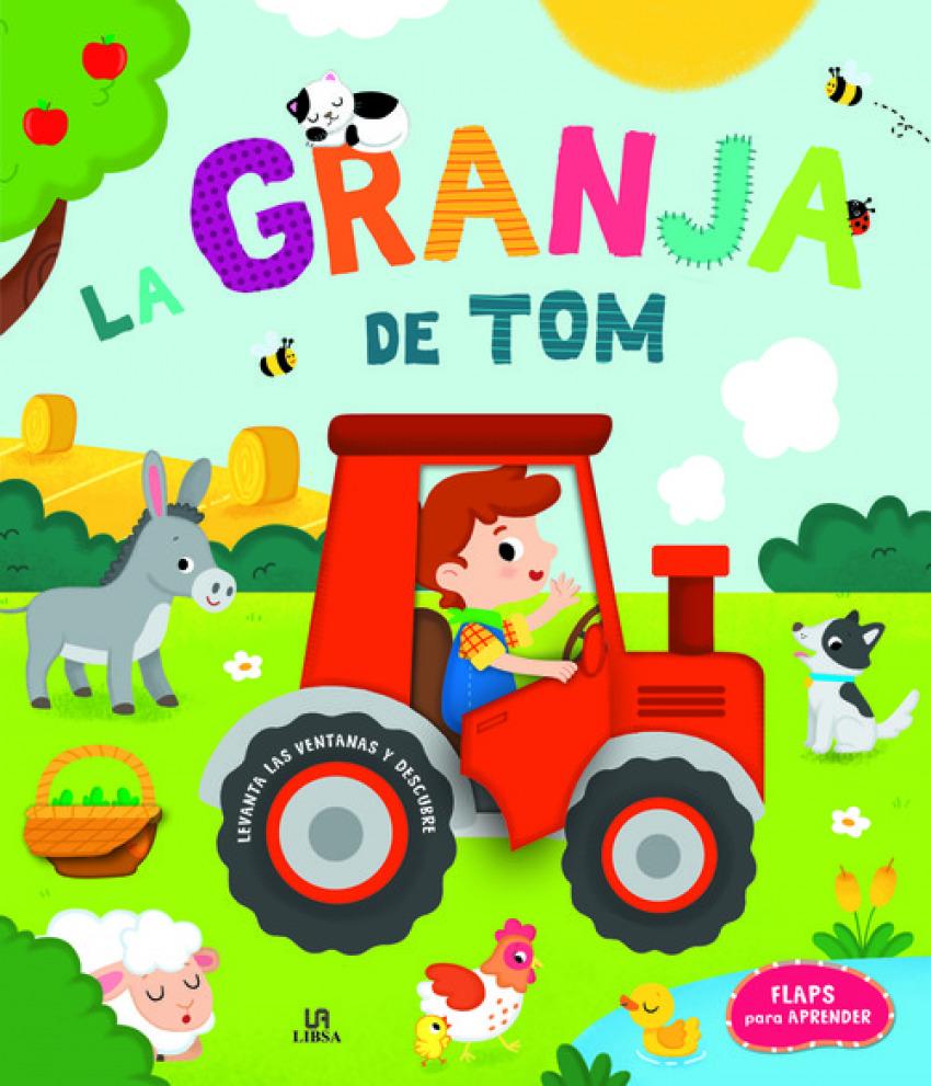 LA GRANJA DE TOM 9788466236263