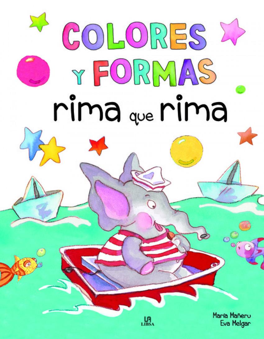 COLORES Y FORMAS 9788466236386