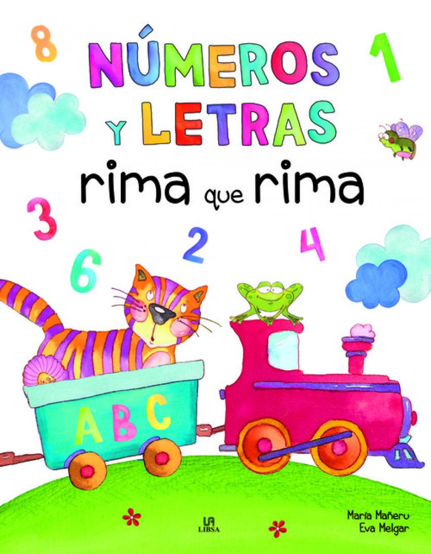 N+MEROS Y LETRAS 9788466236430