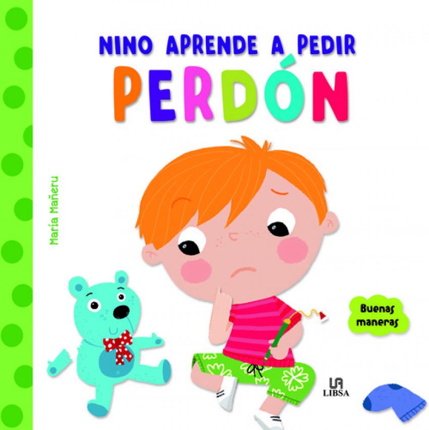 NINO APRENDE A PEDIR PERDON 9788466236553
