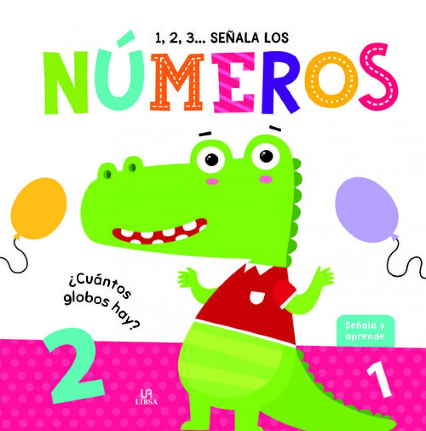 1,2,3... SEñALA LOS NUMEROS 9788466236874