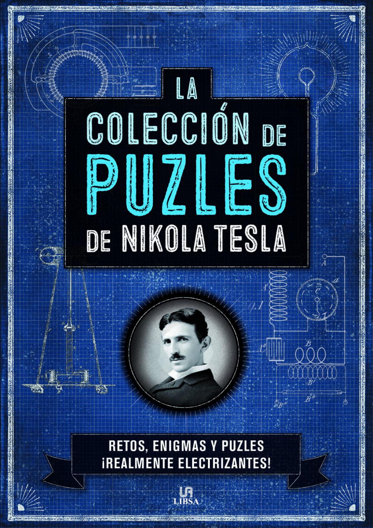 LA COLECCION DE PUZLES DE NIKOLA TESLA 9788466236935