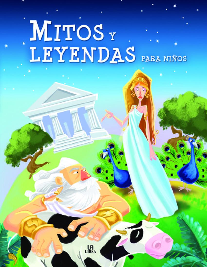 MITOS Y LEYENDAS PARA NIñOS 9788466236966