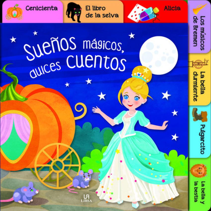 SUEñOS M-GICOS, DULCES CUENTOS 9788466237048