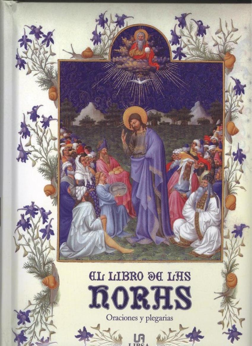 EL LIBRO DE LAS HORAS