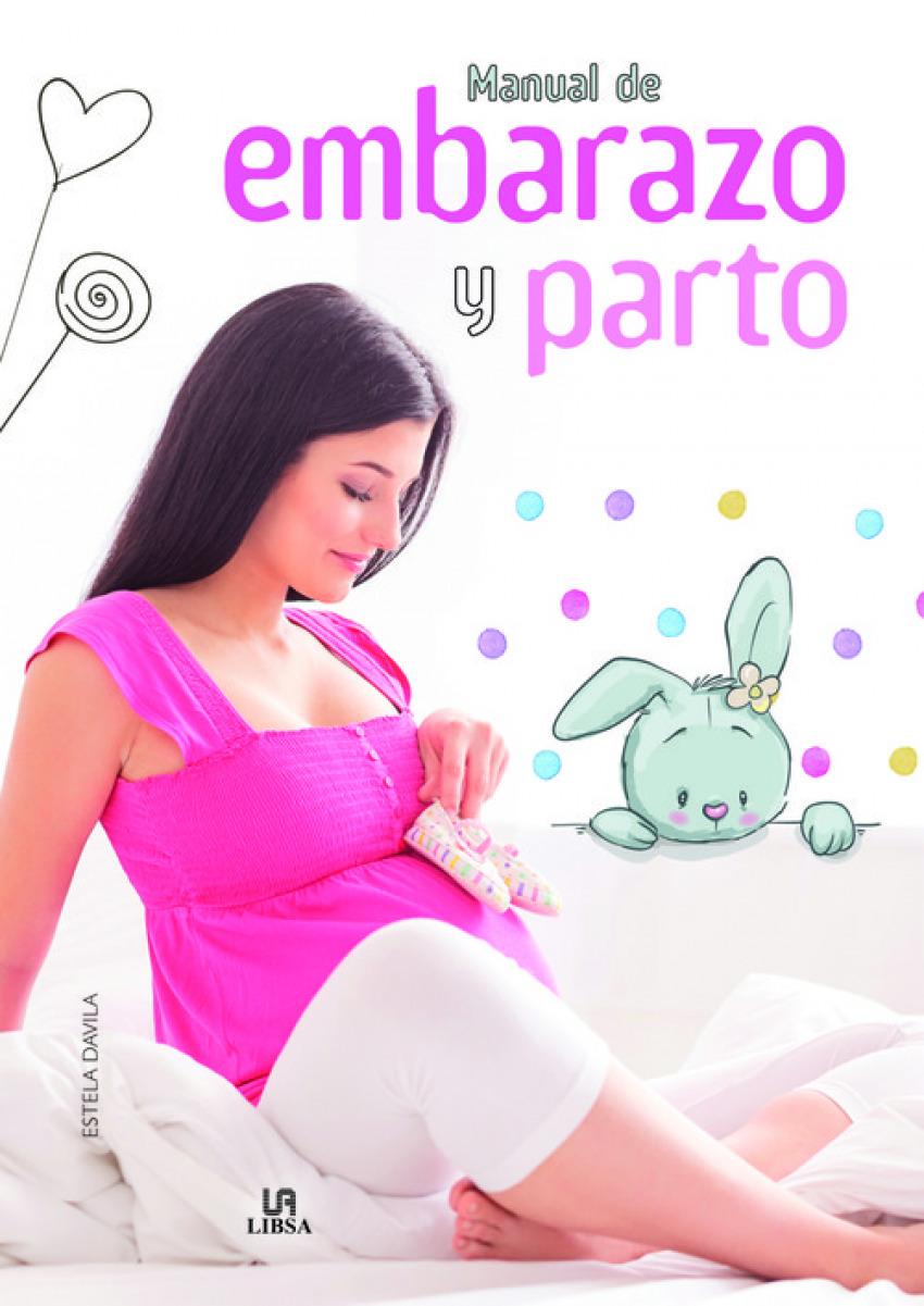 Manual De Embarazo Y Parto - Libro En Otro Formato - Davila, Estela ...