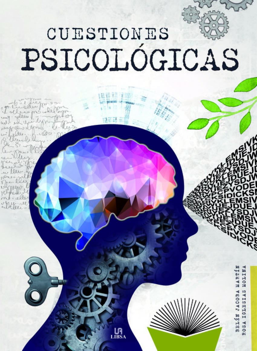 CUESTIONES PSICOLËGICAS 9788466237888