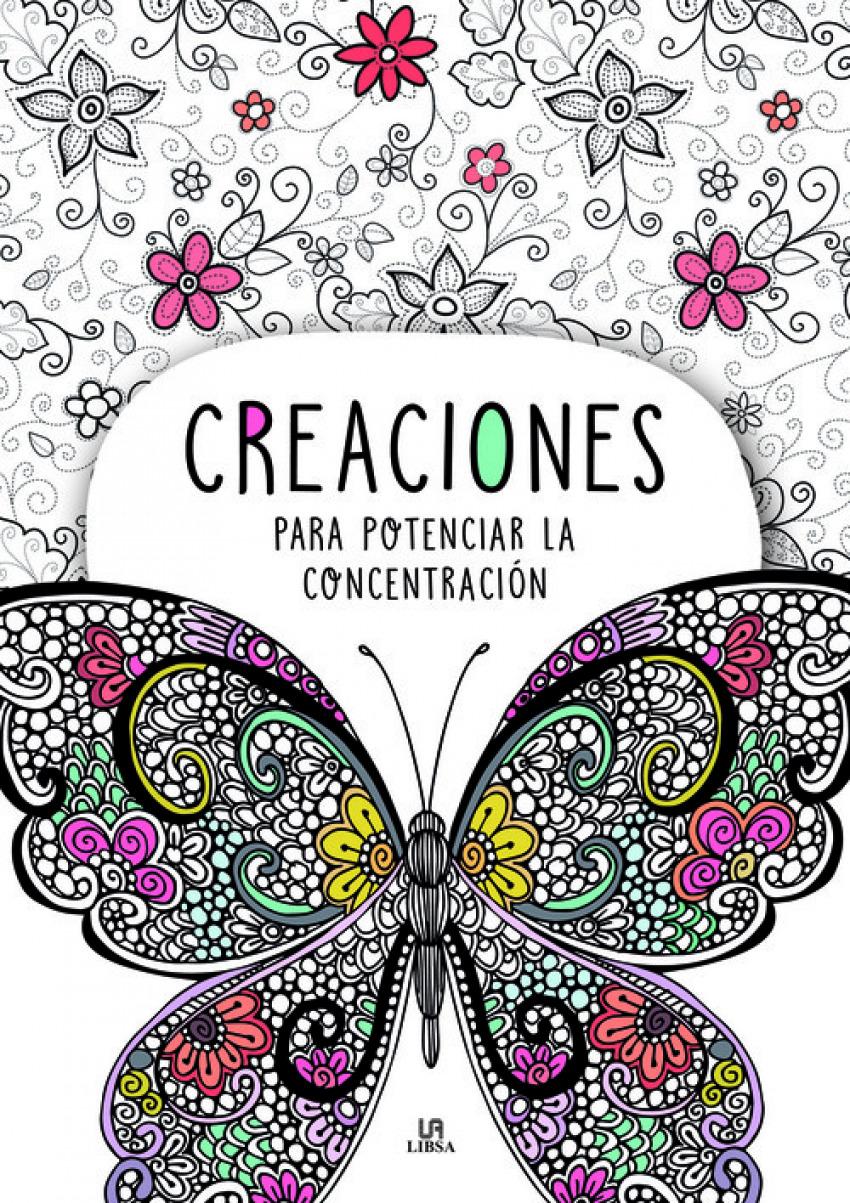 CREACIONES PARA POTENCIAR LA CONCENTRACIËN 9788466237987