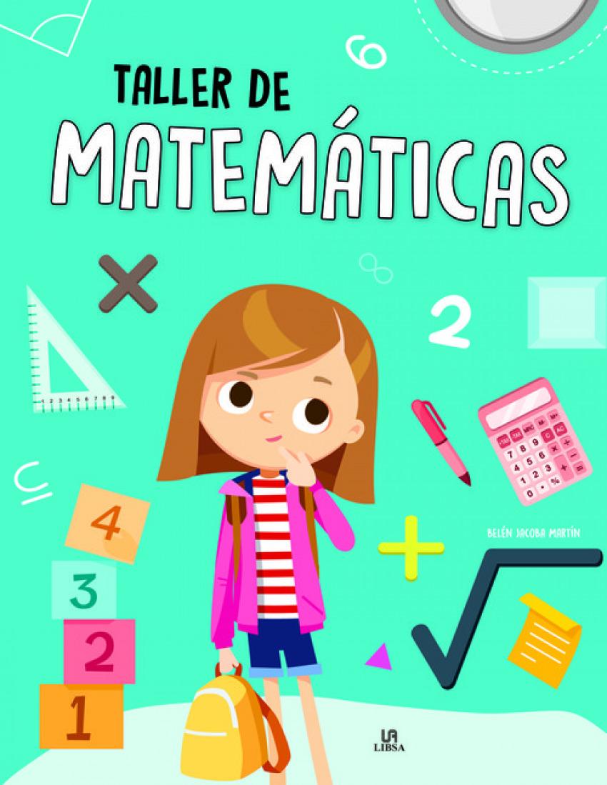 TALLER DE MATEM-TICAS 9788466238137
