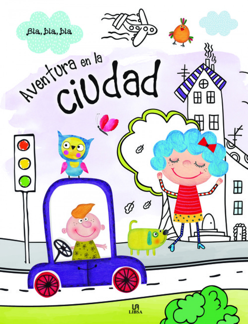 AVENTURA EN LA CIUDAD 9788466238182