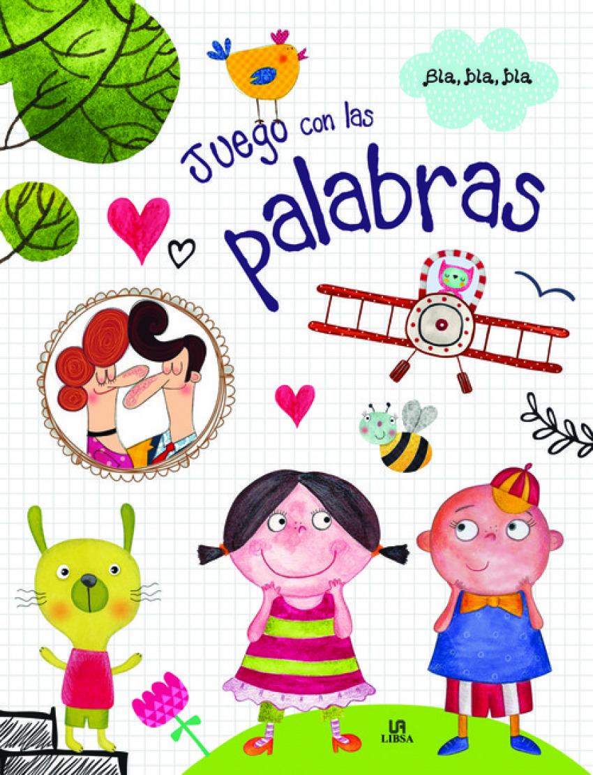 JUEGO CON LAS PALABRAS 9788466238205