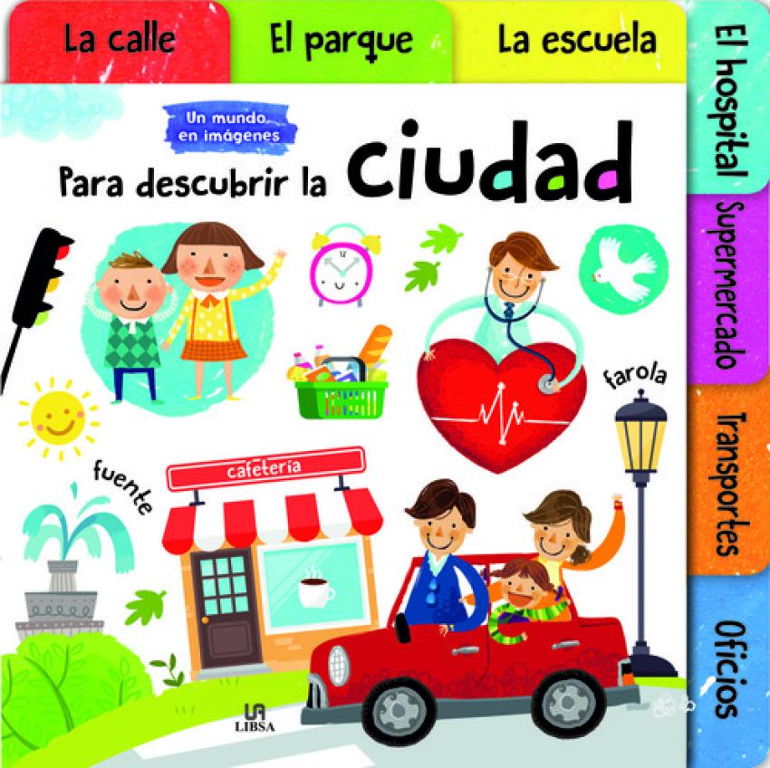 PARA DESCUBRIR LA CIUDAD 9788466238229