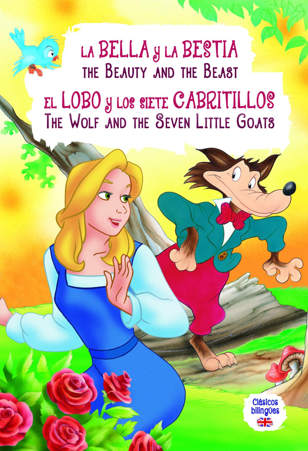 La Bella y la Bestia - El Lobo y los Siete Cabritillos