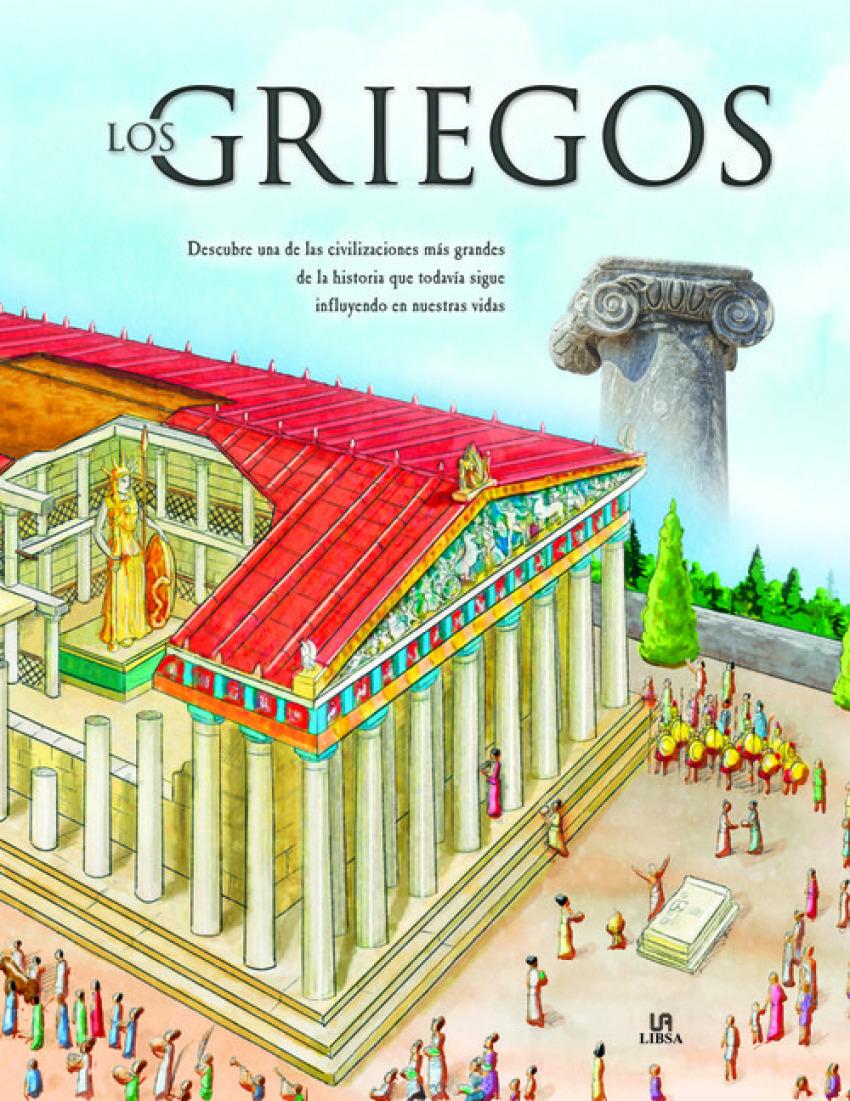 LOS GRIEGOS 9788466238847