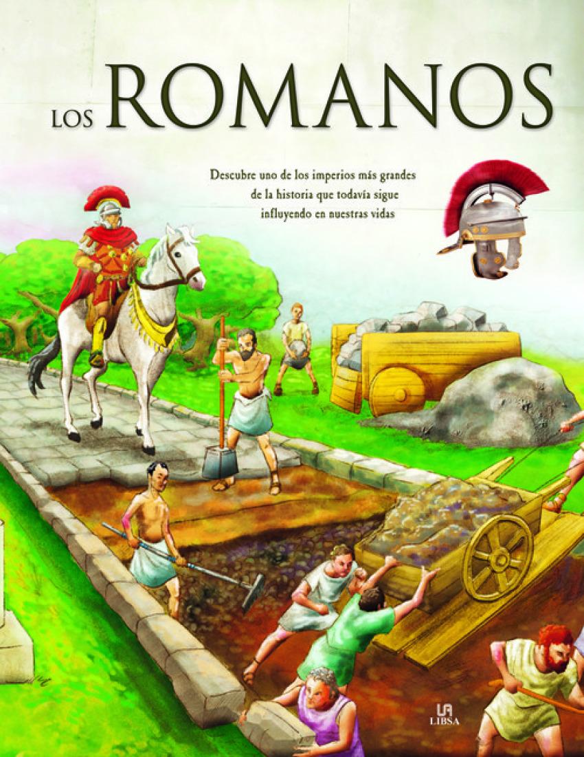 LOS ROMANOS 9788466238861