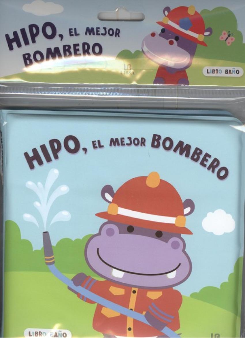 HIPO, EL MEJOR BOMBERO 9788466238892