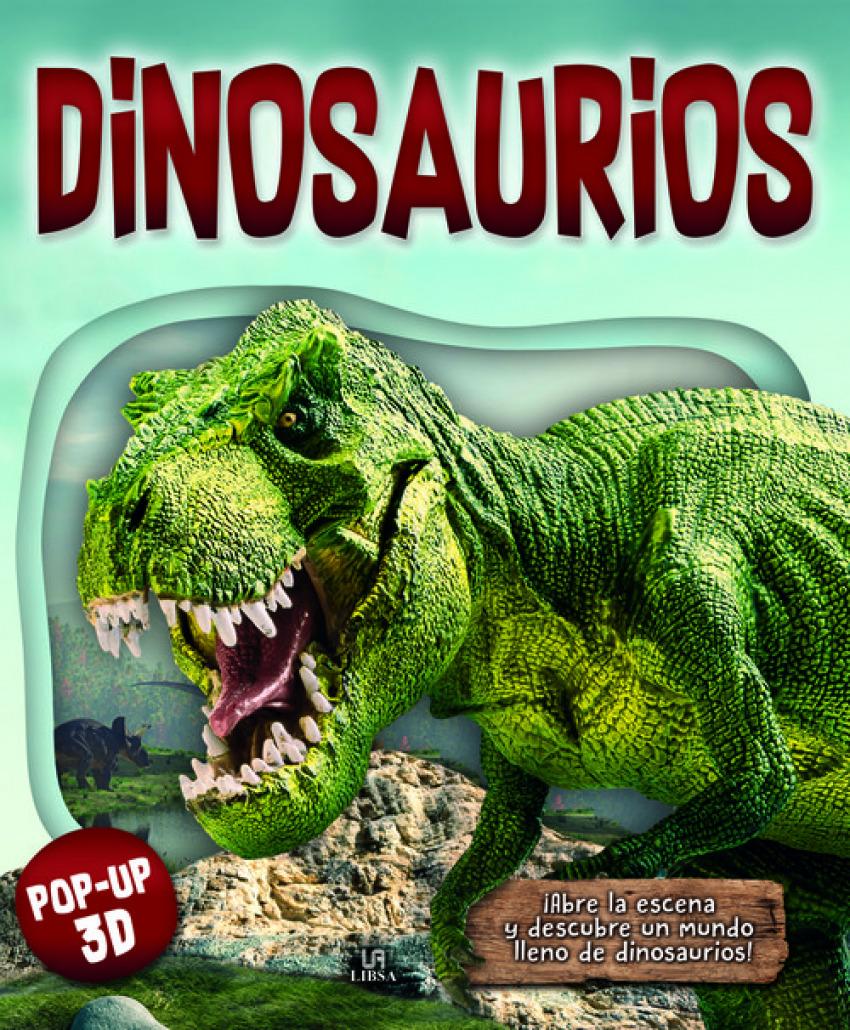 Dinosaurios 9788466239455