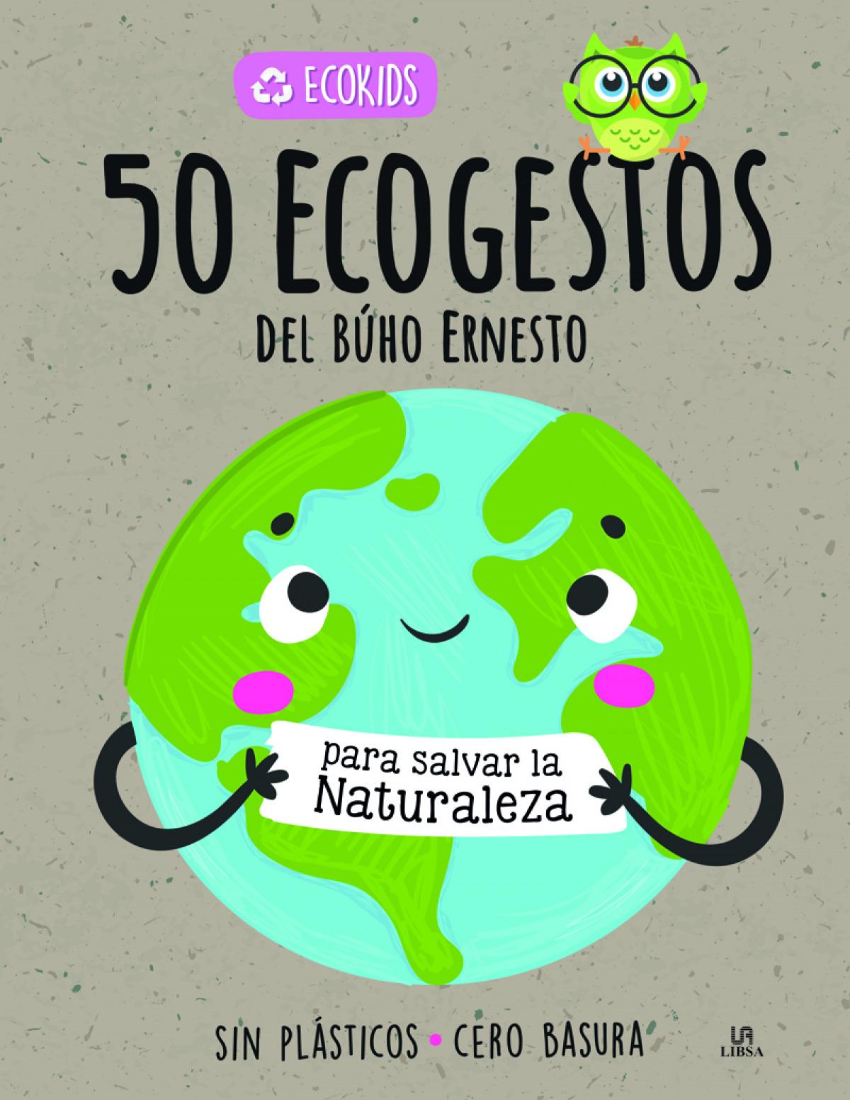 50 Ecogestos del Búho Ernesto