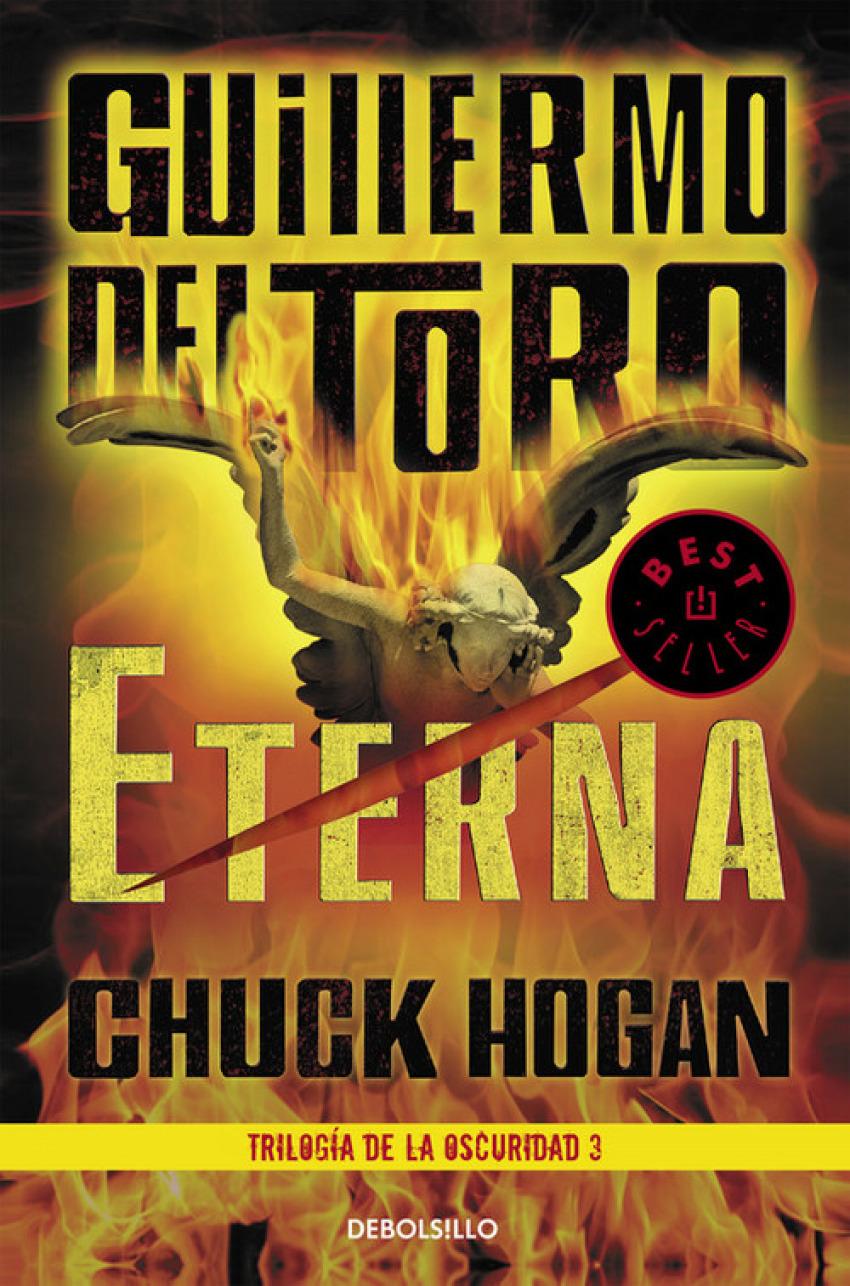 Eterna.(III trilogía de la oscuridad)