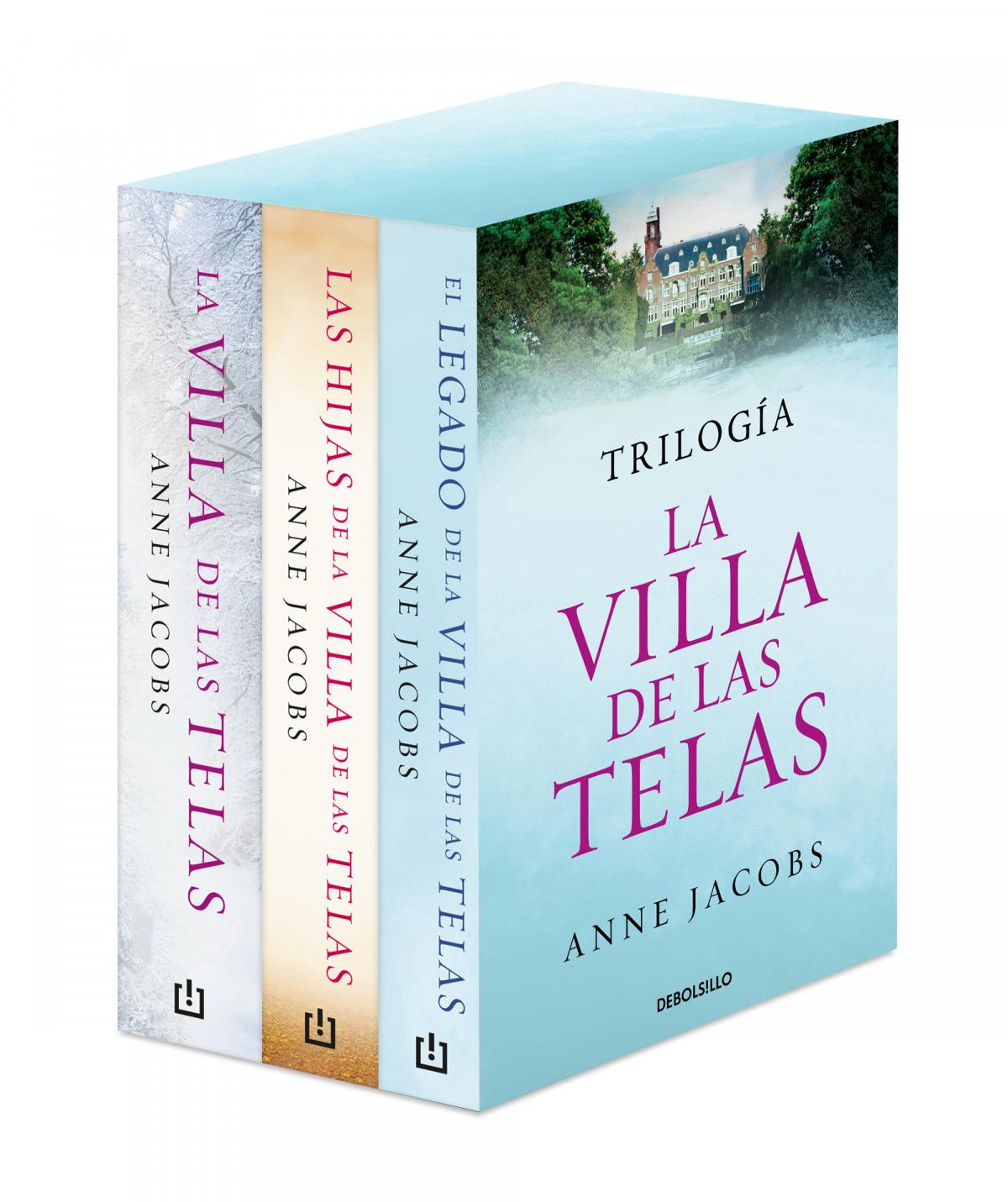 Trilogía La villa de las telas (edición pack)