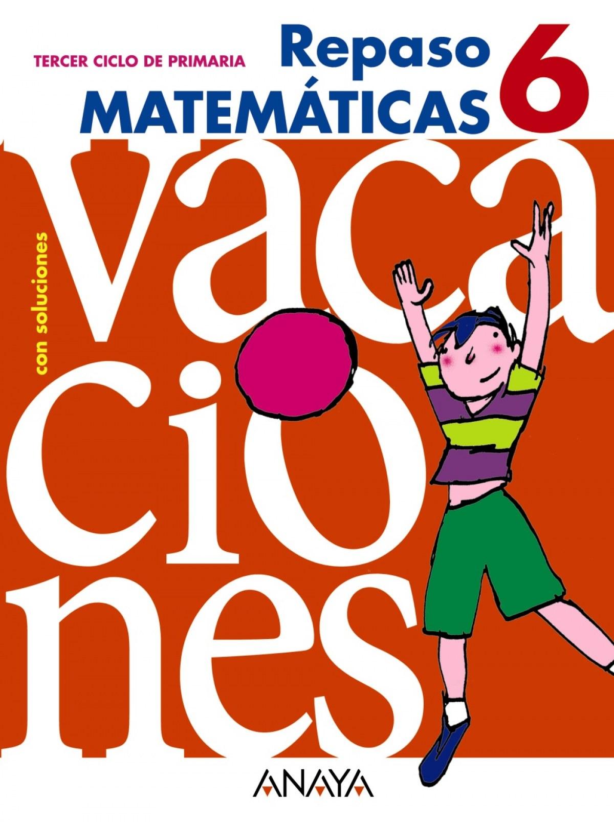 Repaso Matemáticas 6.