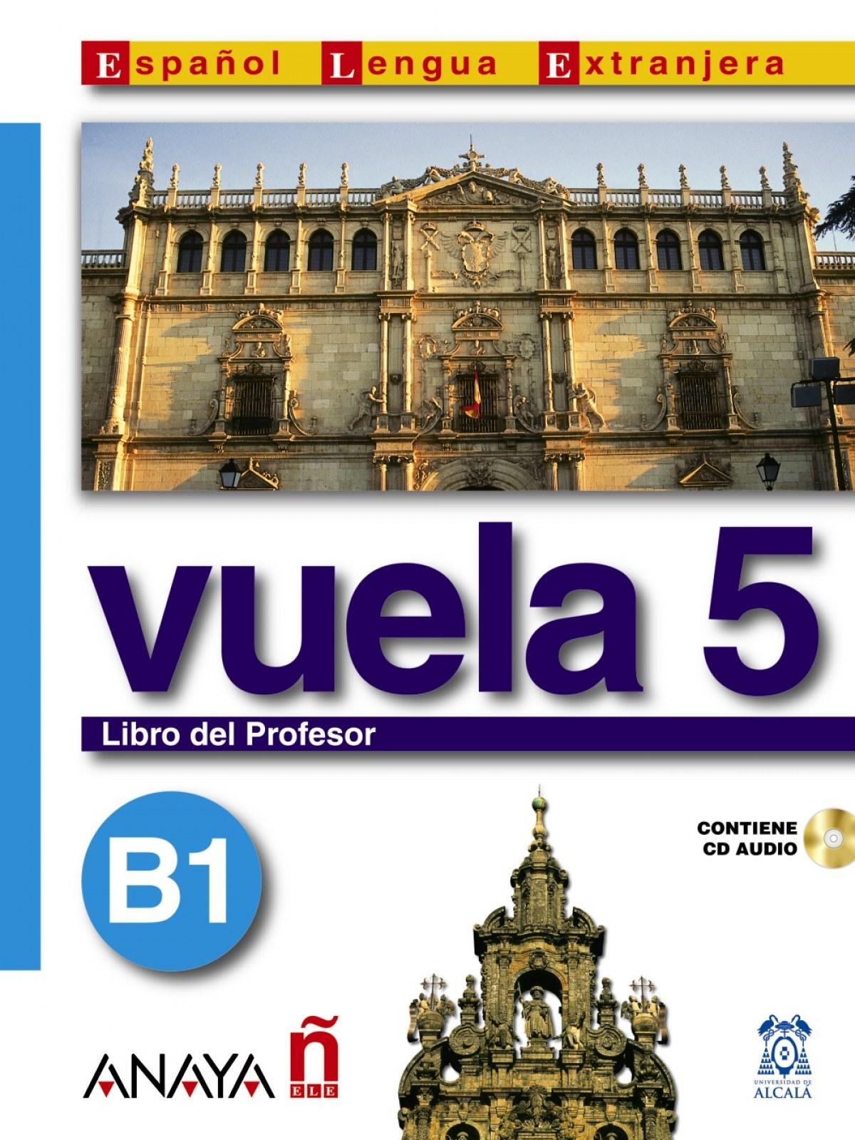 Vuela 5 Libro del Profesor B1