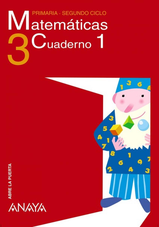CUADERNO MATEMAT.1-3ºPRIM.(ABRE PUERTA)