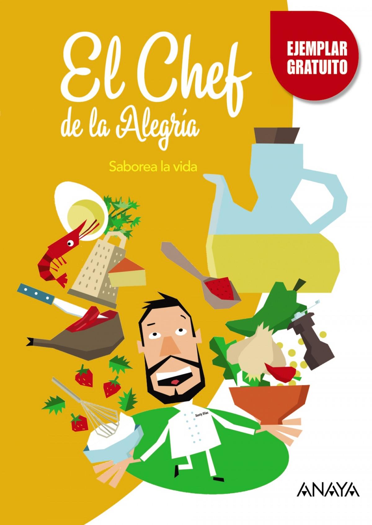 El Chef de la Alegría.(Junta de Andalucía)