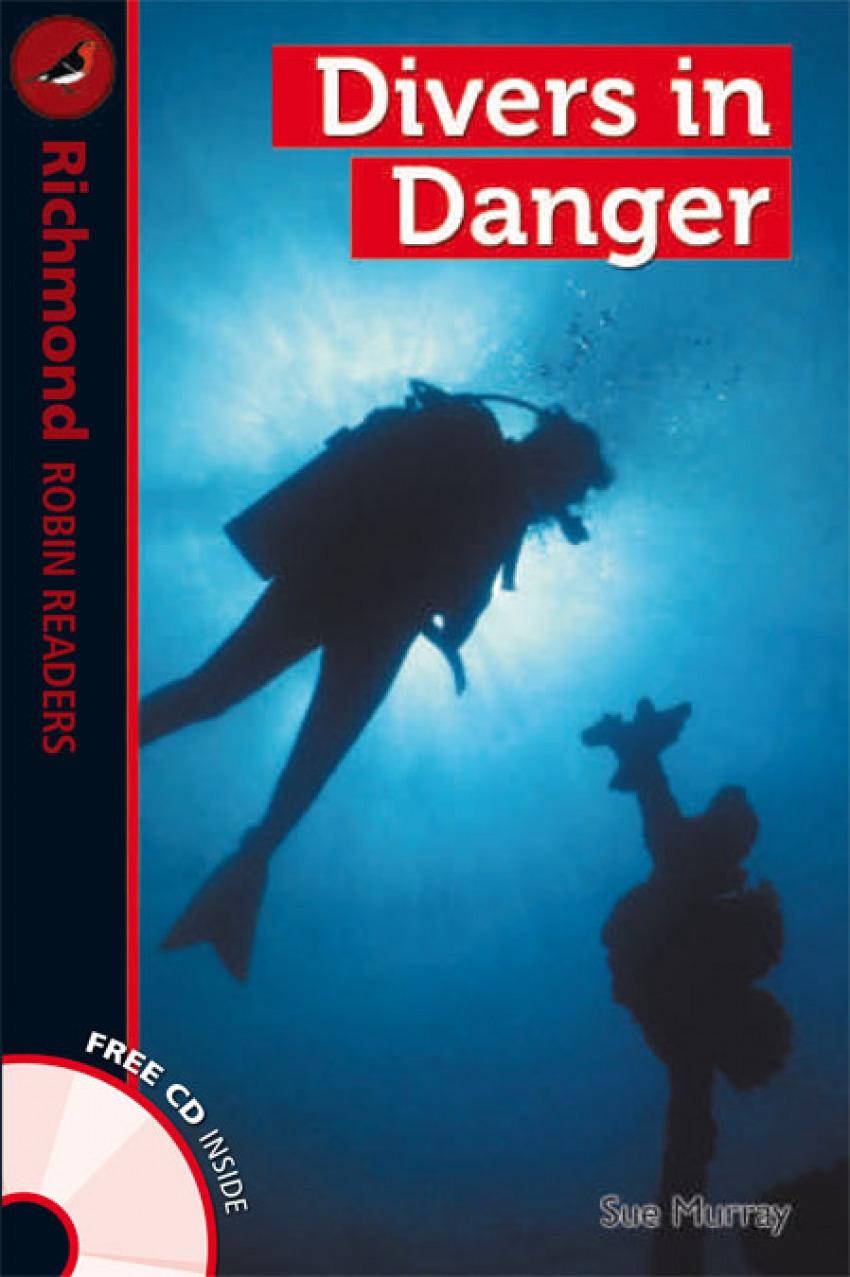 Divers in danger +cd