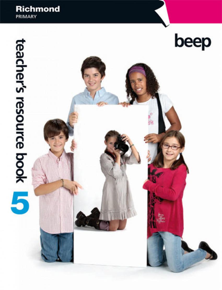 Beep 5 Teacher S Resource Book La República De Las Letras