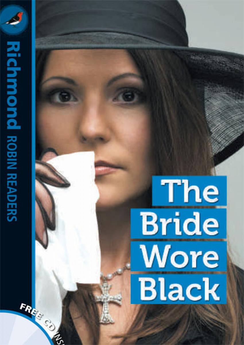 The bride wore black +cd