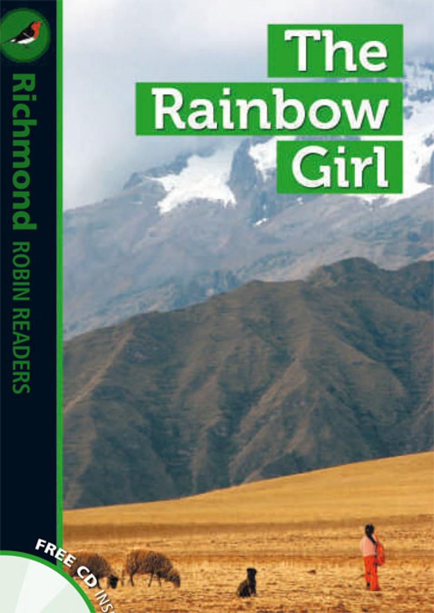 The rainbow girl +cd