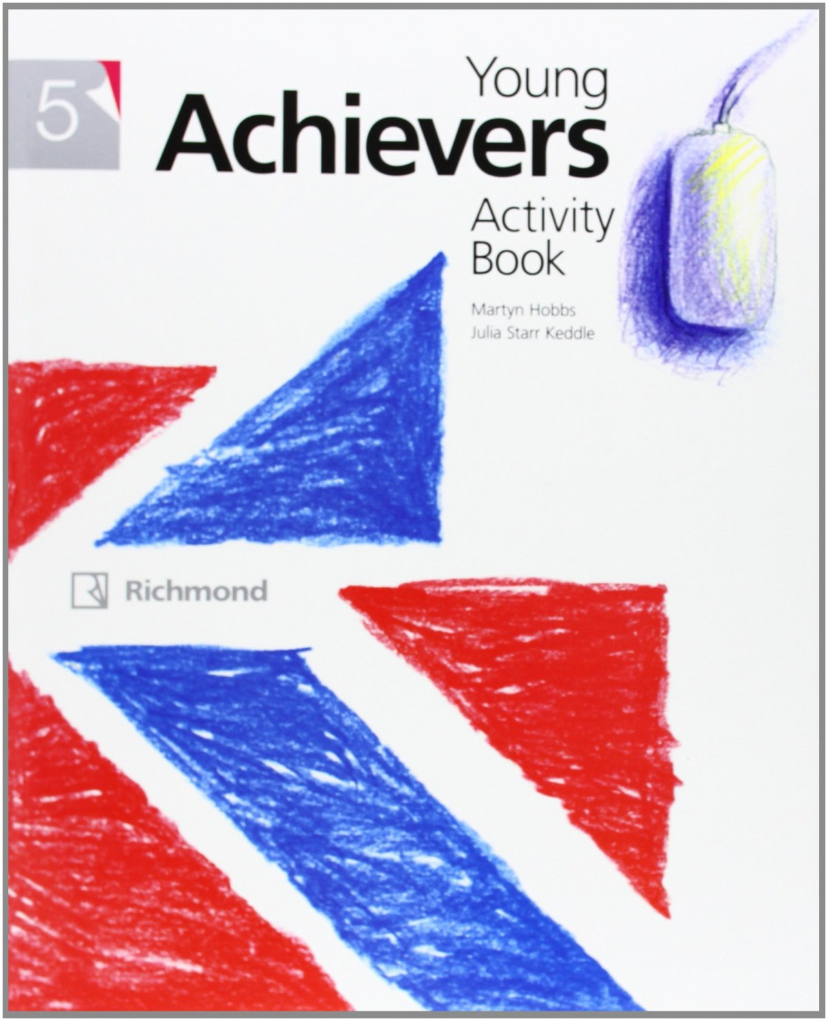 Young achievers 5 activity pack (+cd)