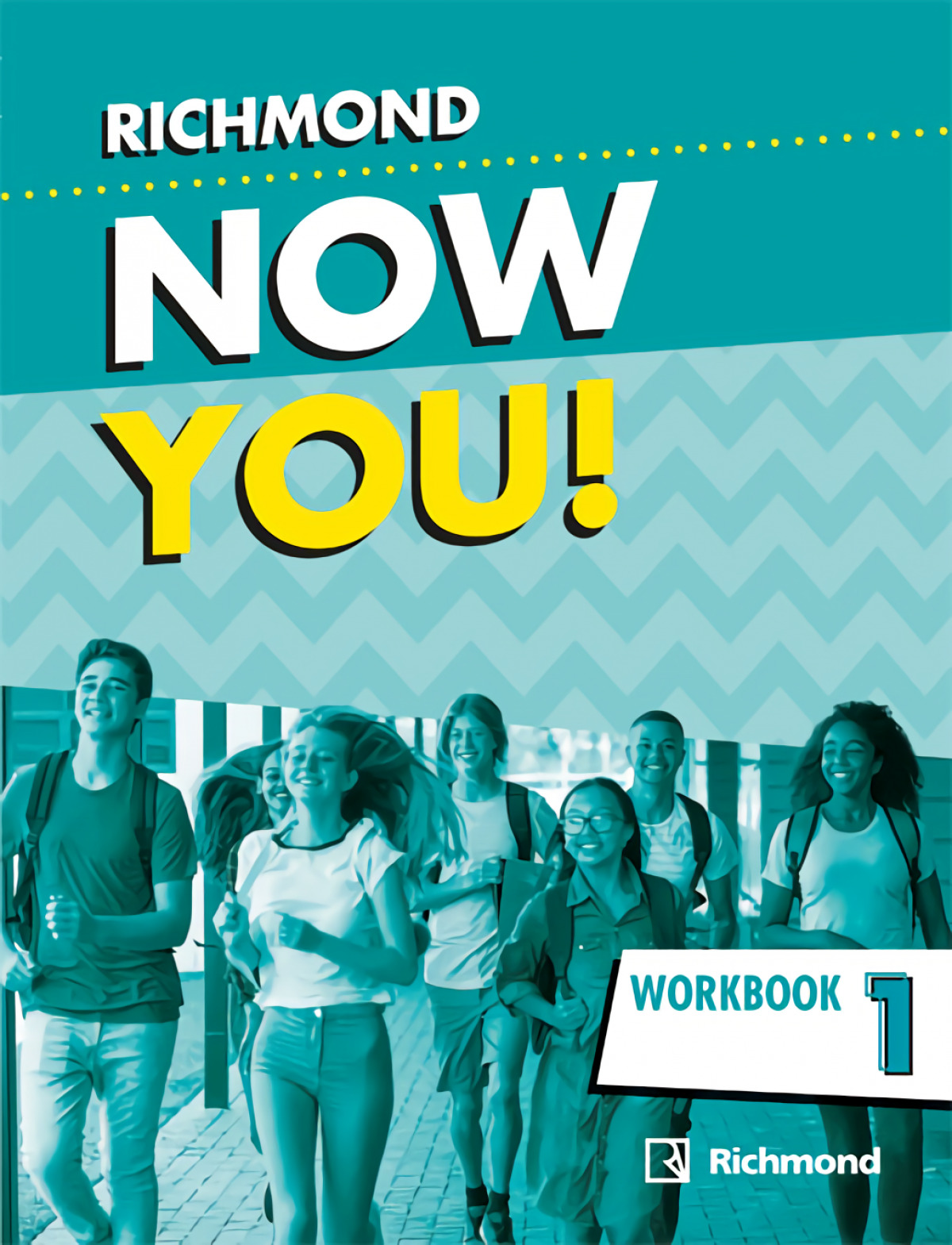 NOW YOU! 1 WORKBOOK PACK