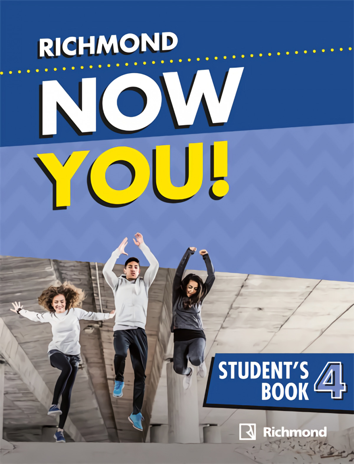 NOW YOU! 4 STUDENT'S PACK