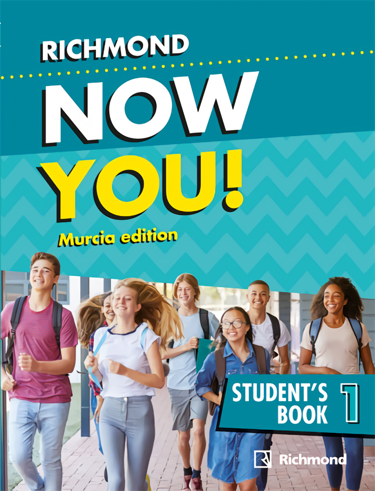 NOW YOU! 1 STUDENT'S MURCIA