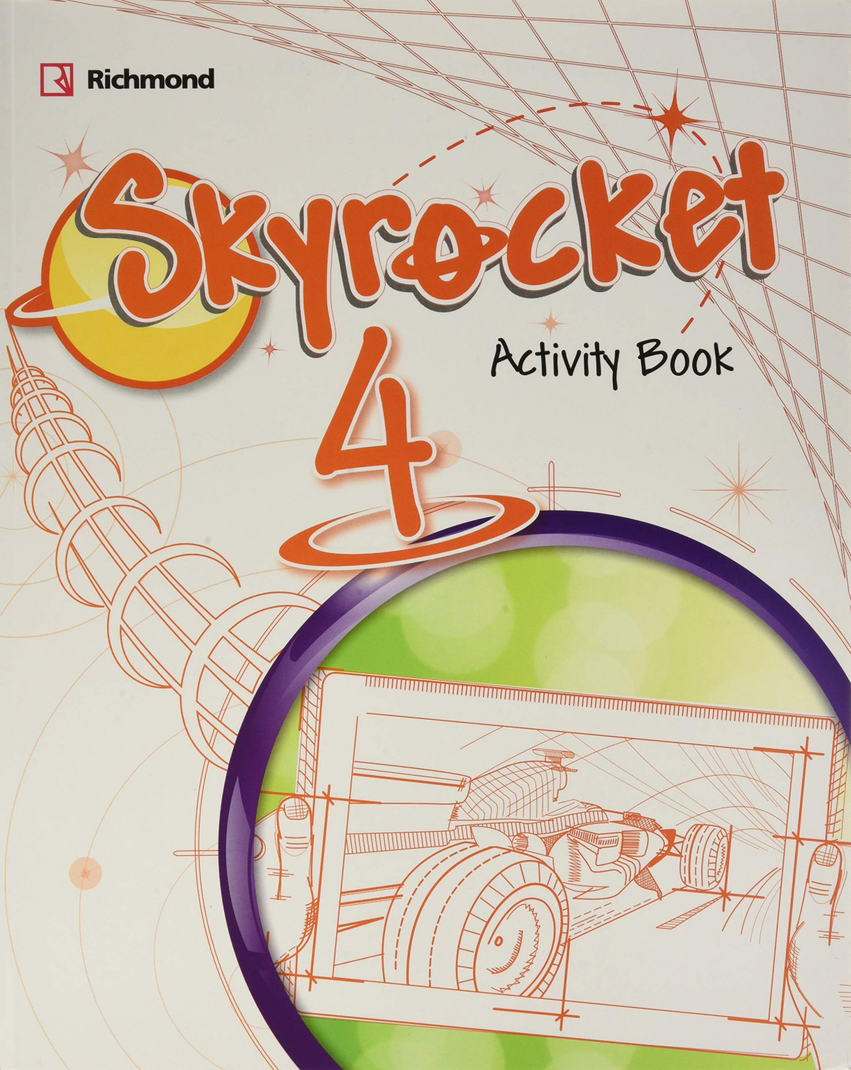 SKYROCKET 4 ACTIVITY PACK