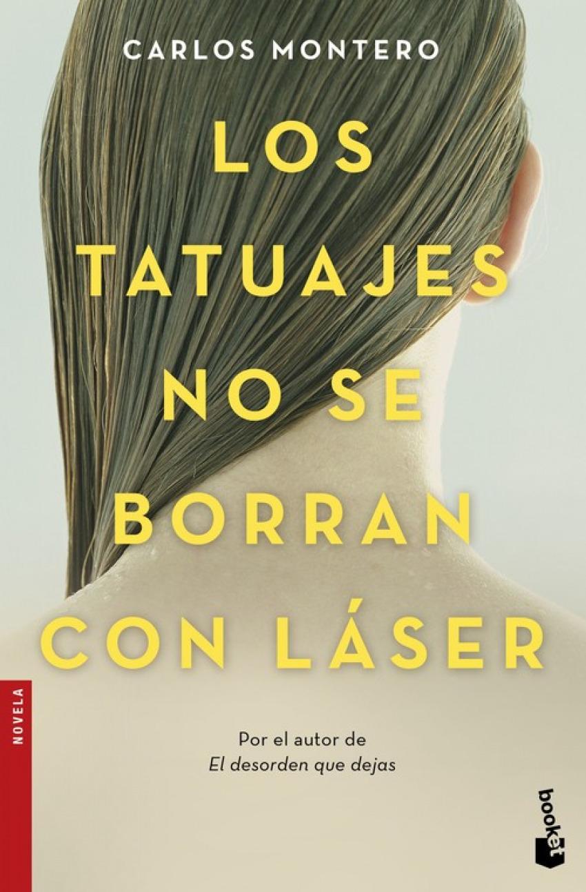 LOS TATUAJES NO SE BORRAN CON LASER 9788467049312