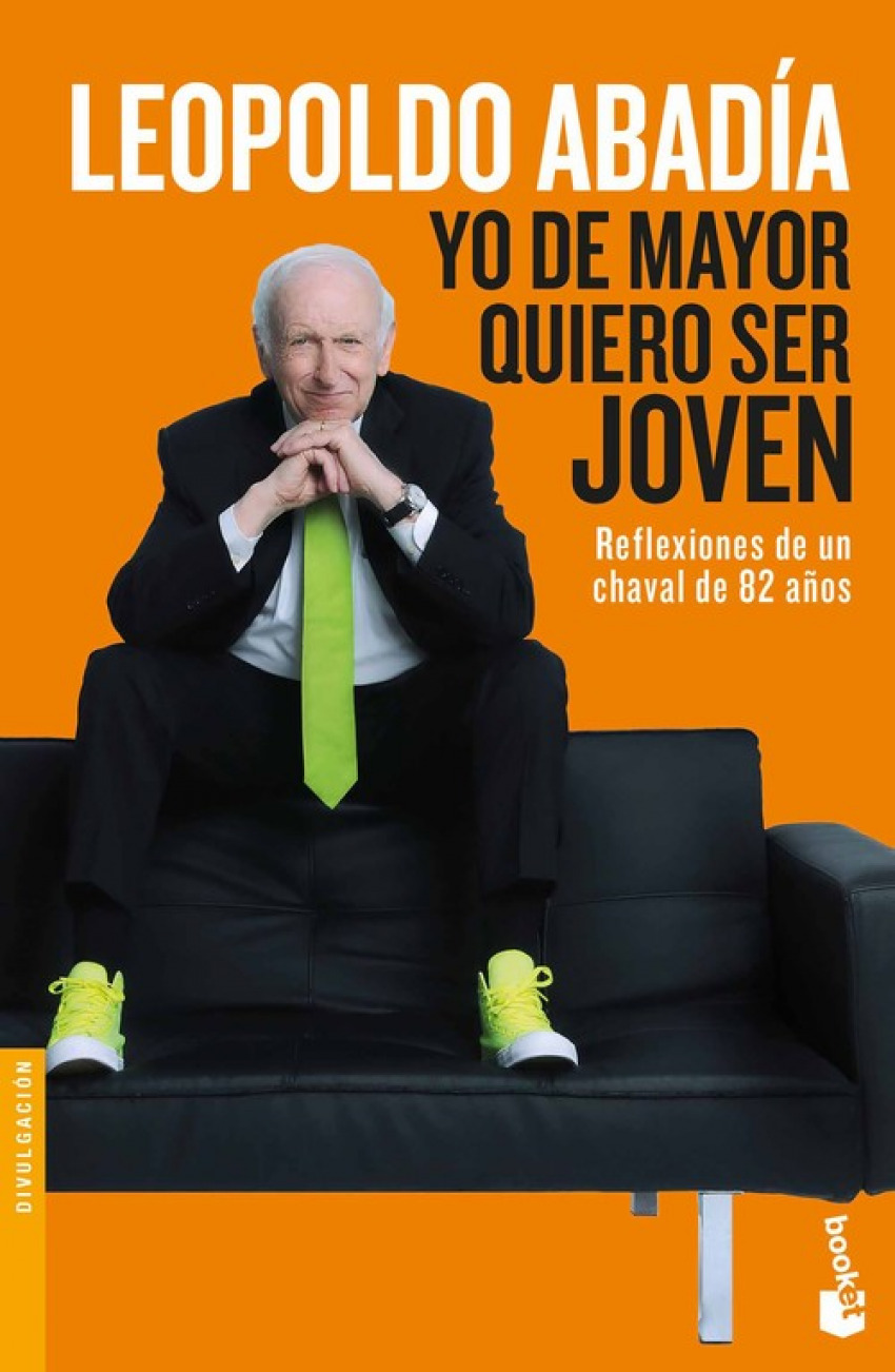 YO DE MAYOR QUIERO SER JOVEN 9788467050479
